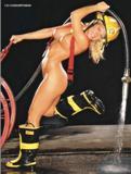 Пожарный Плэйбой - 2007